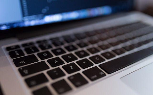 Laptop klawiatura