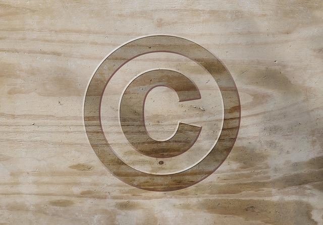 Znak copyright
