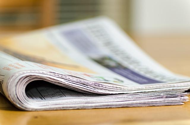 gazeta w wersji papierowej