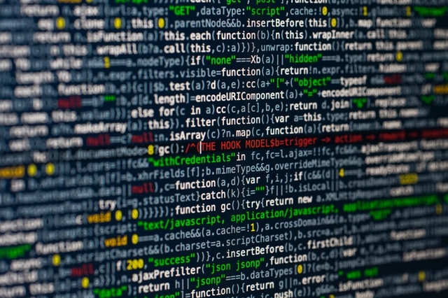 kod programowania